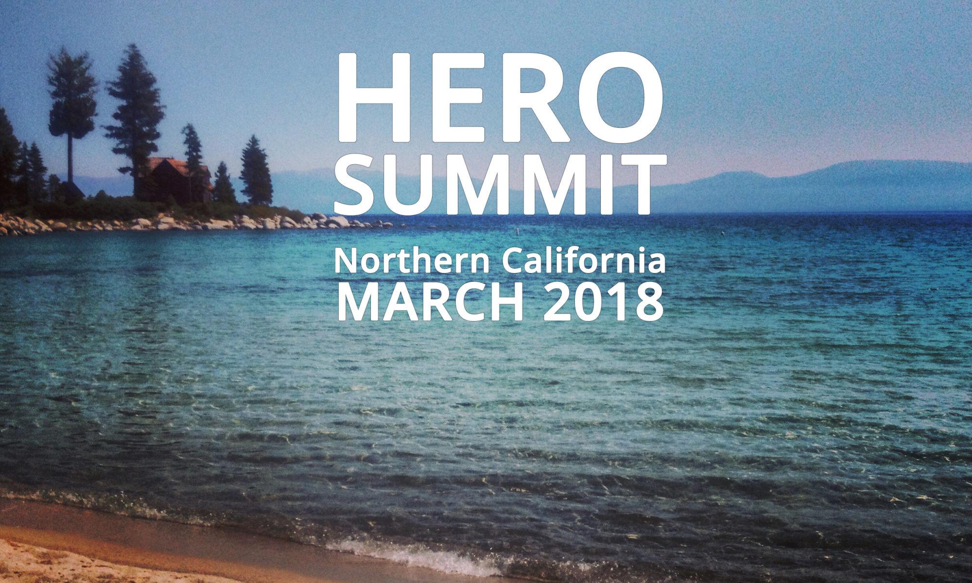 HERO Summit Lake Tahoe conference